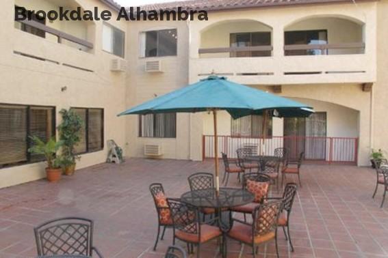 Brookdale Alhambra