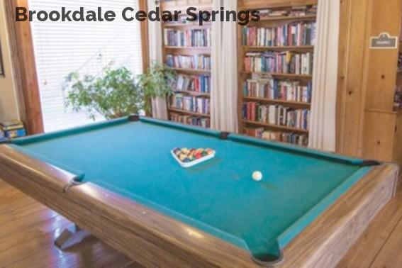 Brookdale Cedar Springs