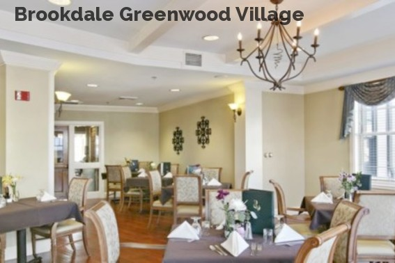 Brookdale Greenwood Village
