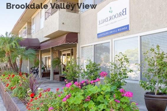 Brookdale Valley View