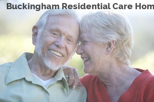 Buckingham Residential Care Home
