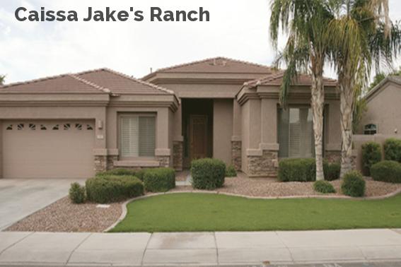 Caissa Jake's Ranch