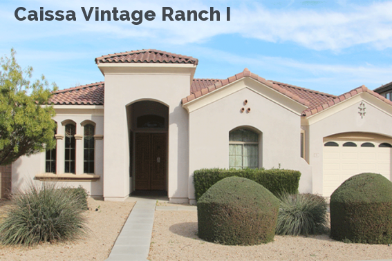 Caissa Vintage Ranch I
