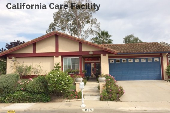 California Care Facility