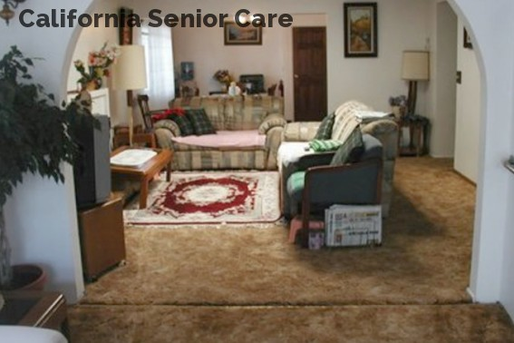 California Senior Care