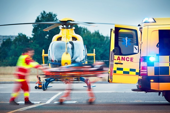 Can Your Insurance Cover an Air Ambulance?