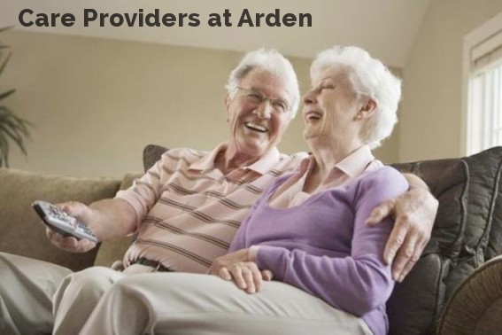 Care Providers at Arden