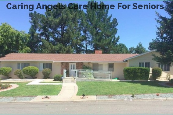 Caring Angels Care Home For Seniors