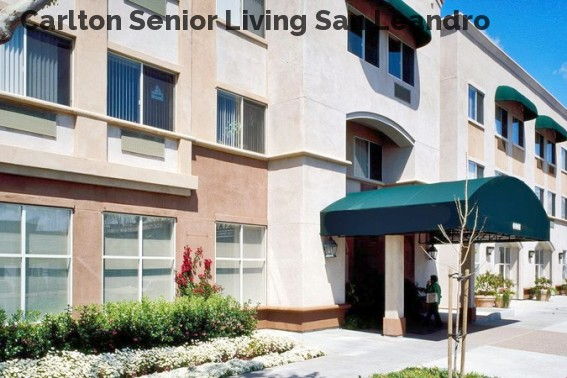 Carlton Senior Living San Leandro