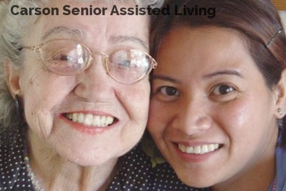 Carson Senior Assisted Living