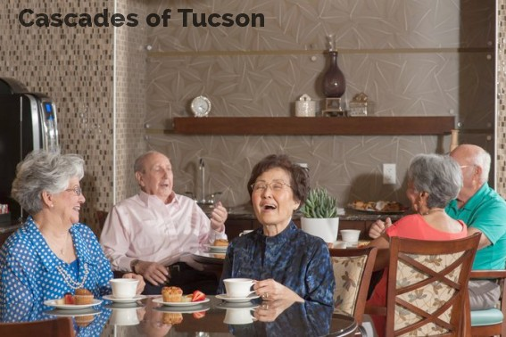 Cascades of Tucson