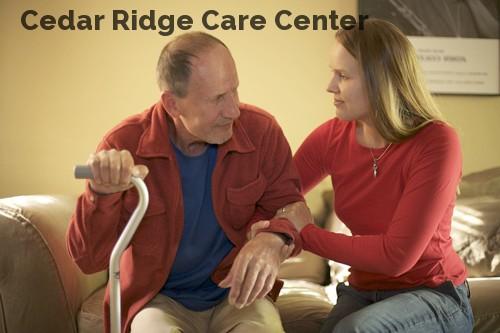 Cedar Ridge Care Center