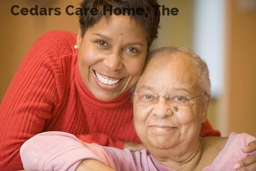 Cedars Care Home, The