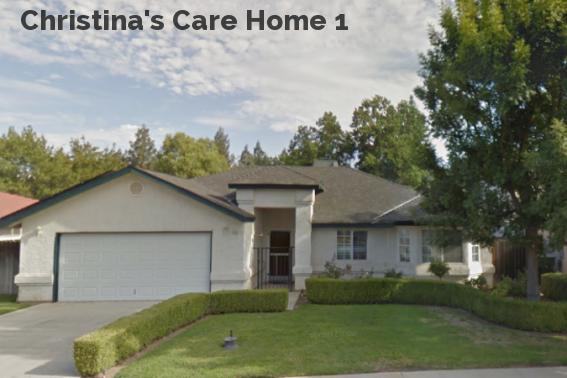 Christina's Care Home 1