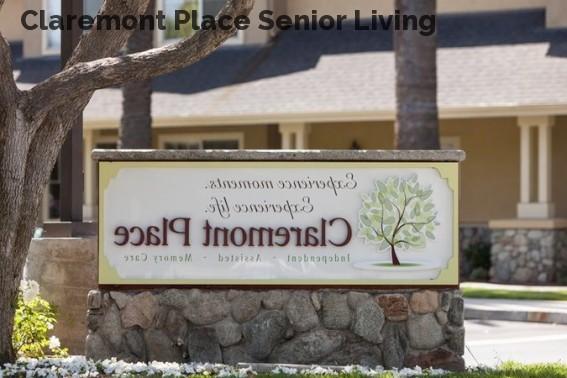 Claremont Place Senior Living