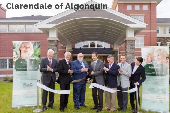 Clarendale of Algonquin