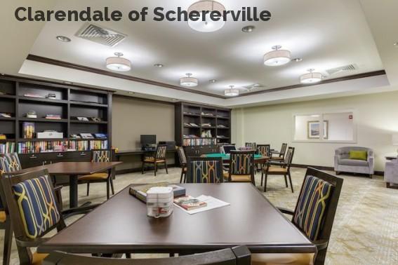 Clarendale of Schererville