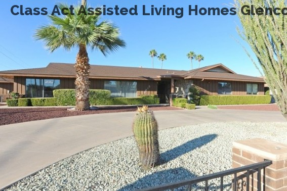 Class Act Assisted Living Homes Glencove