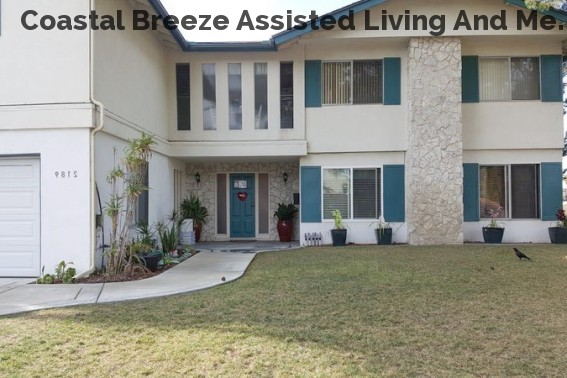 Coastal Breeze Assisted Living And Me...