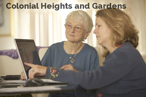 Colonial Heights and Gardens