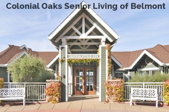 Colonial Oaks Senior Living of Belmont