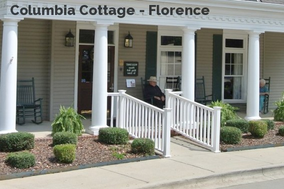 Columbia Cottage - Florence