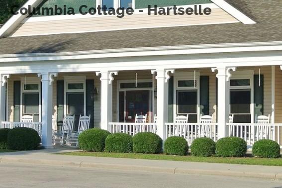 Columbia Cottage - Hartselle