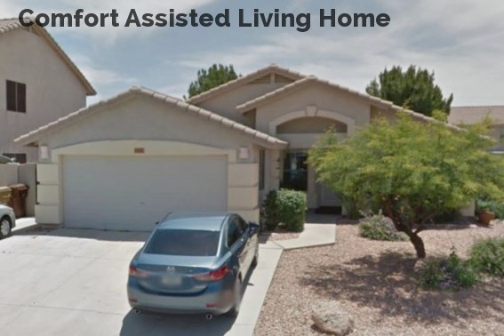 Comfort Assisted Living Home