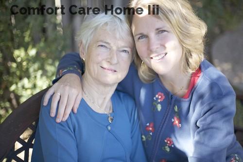 Comfort Care Home Iii