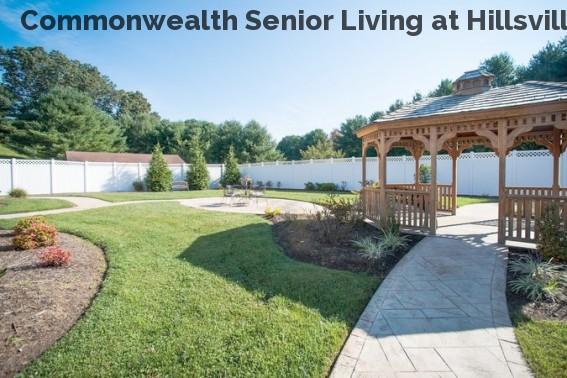 Commonwealth Senior Living at Hillsville