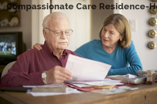 Compassionate Care Residence-Hendrix