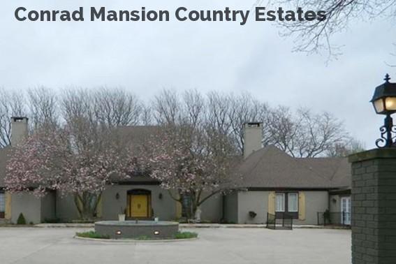 Conrad Mansion Country Estates
