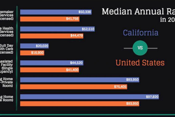 Cost of Nursing Homes