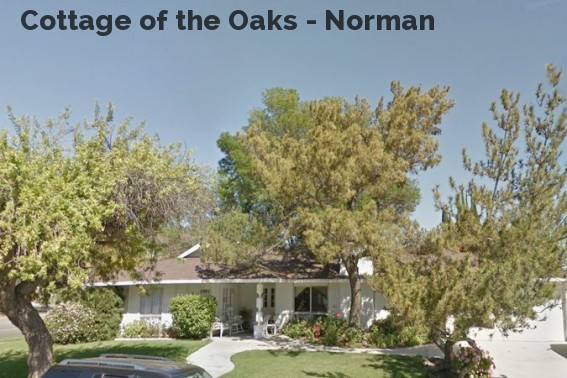 Cottage of the Oaks - Norman