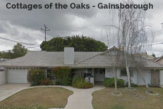 Cottages of the Oaks - Gainsborough