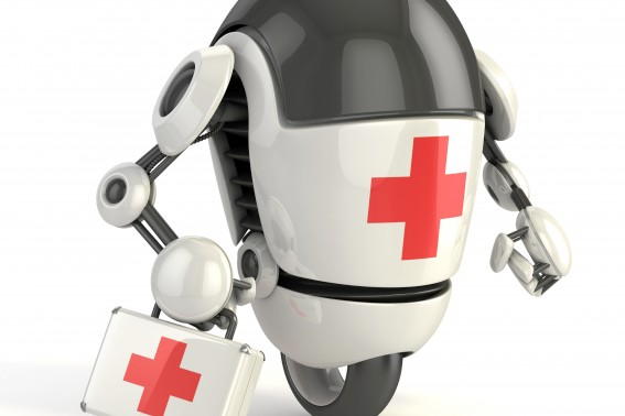 Could robots help in nursing homes in America?