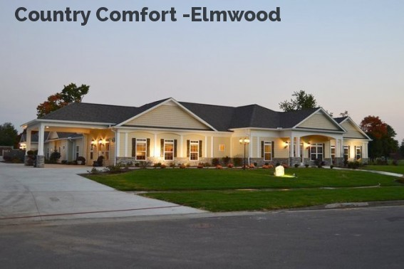 Country Comfort -Elmwood