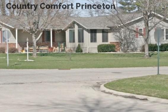 Country Comfort Princeton