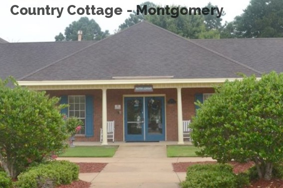 Country Cottage - Montgomery