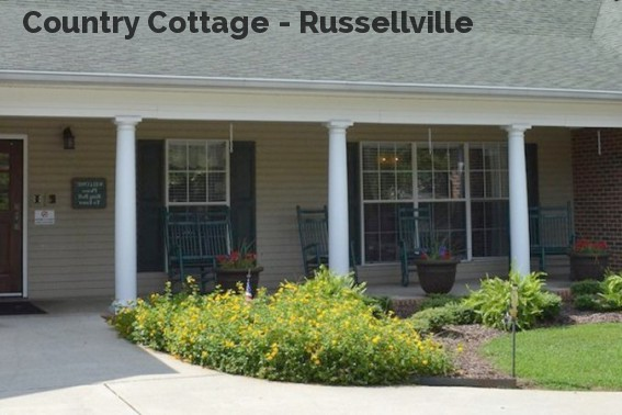Country Cottage - Russellville