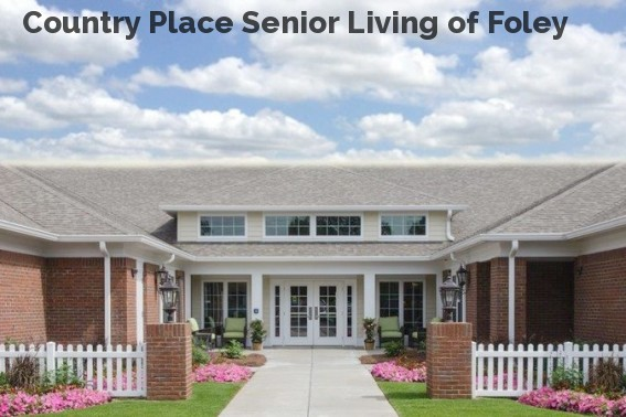 Country Place Senior Living of Foley