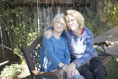 Cypress Ridge Home Care