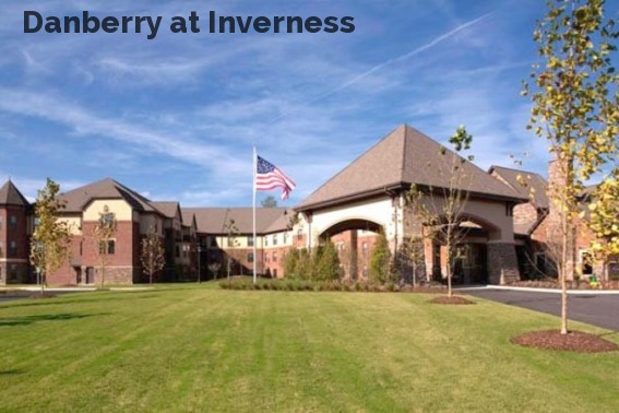 Danberry at Inverness
