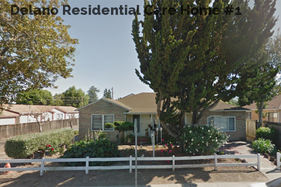 Delano Residential Care Home #1