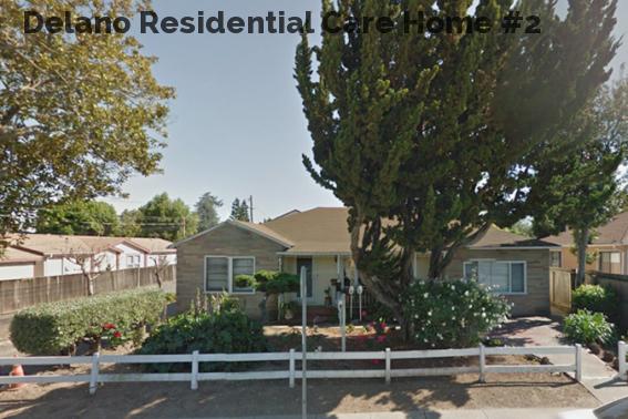 Delano Residential Care Home #2