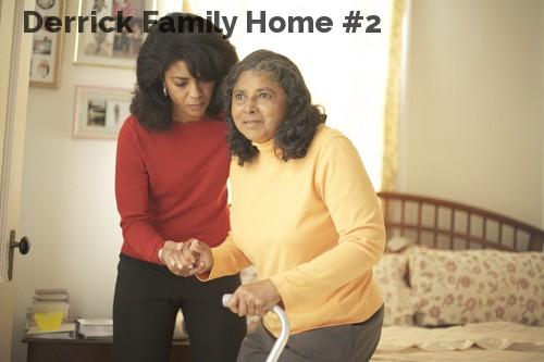 Derrick Family Home #2