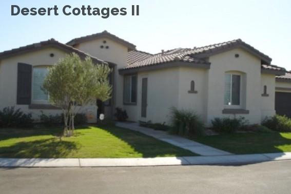 Desert Cottages II