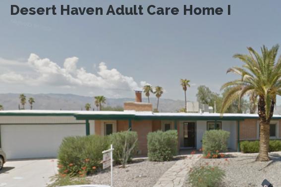 Desert Haven Adult Care Home I