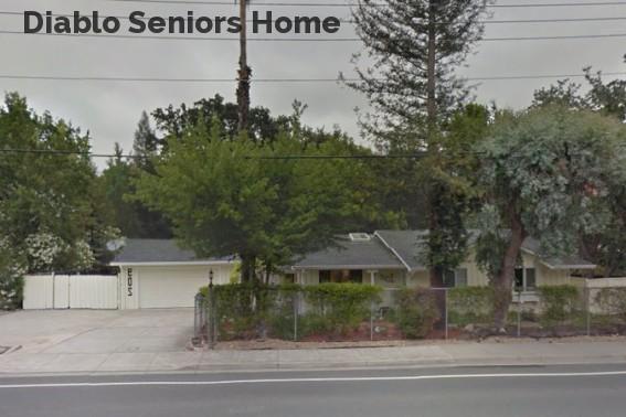Diablo Seniors Home