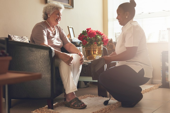 Discontinuation of Home Care and Home Health Services for Seniors